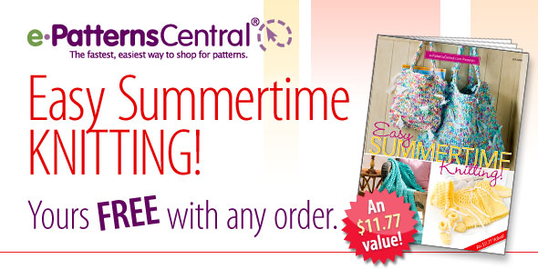 Knitting Pattern Central Update Saturday May 5 2012