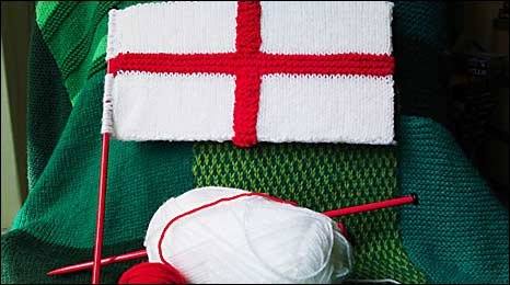 Free Knitted Soccer Ball Pattern