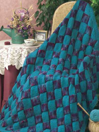 Free Knitted Afghan Pattern