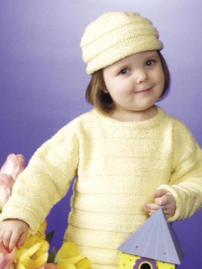 Toddler Knitting Pattern