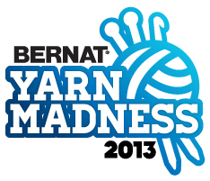 March Madness? Bernat Yarn Madness!