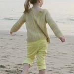 FREE PATTERN: Sunny Sweater