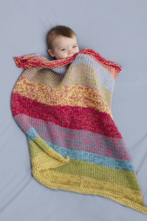Image of Sunshine Day Baby Throw