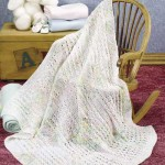 FREE PATTERN: Baby Bubbles Blanket