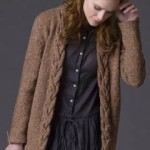 FREE PATTERN: Rosewood Cardigan from Tahki Stacy Charles