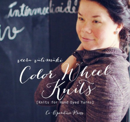 Color Wheel Knits book