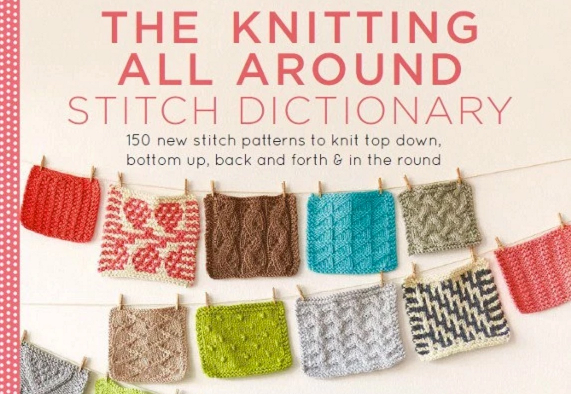 Knitting Stitches Dictionary Free : iKnitty.com - your online knitting repository.