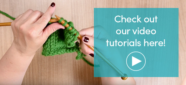 youtube knitting tutorial videos