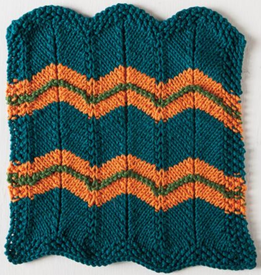 Free Dishcloth Pattern